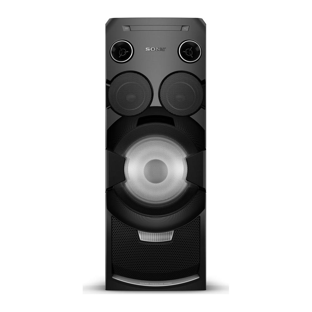 sony mhcv7d high power home audio system with bluetooth. Black Bedroom Furniture Sets. Home Design Ideas