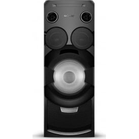 MHCV7D High Power Home Audio System with Bluetooth