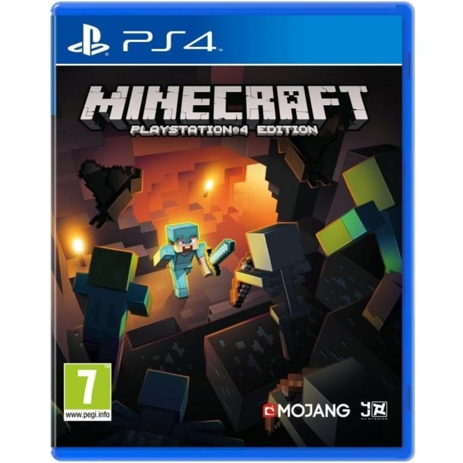 Sony Minecraft PS4 Video Game