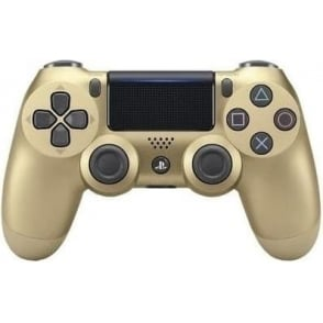 New DualShock 4 Controller PS4 V2 Gold