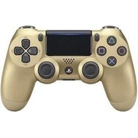 New DualShock 4 Controller PS4 V2 Gold