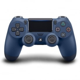 PS4 DualShock Wireless Controller - Midnight Blue Limited Edition