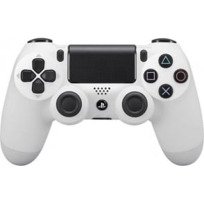 PS4 DualShock Wireless Controller, White