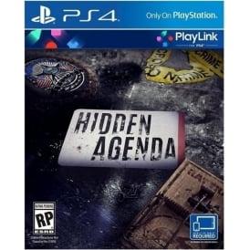 PS4 Hidden Agenda