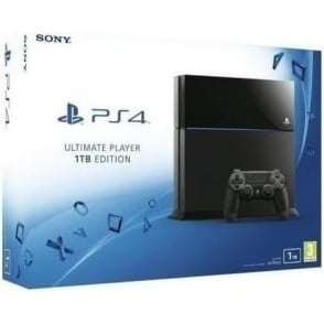 PS4 Ultimate Player 1TB Edition