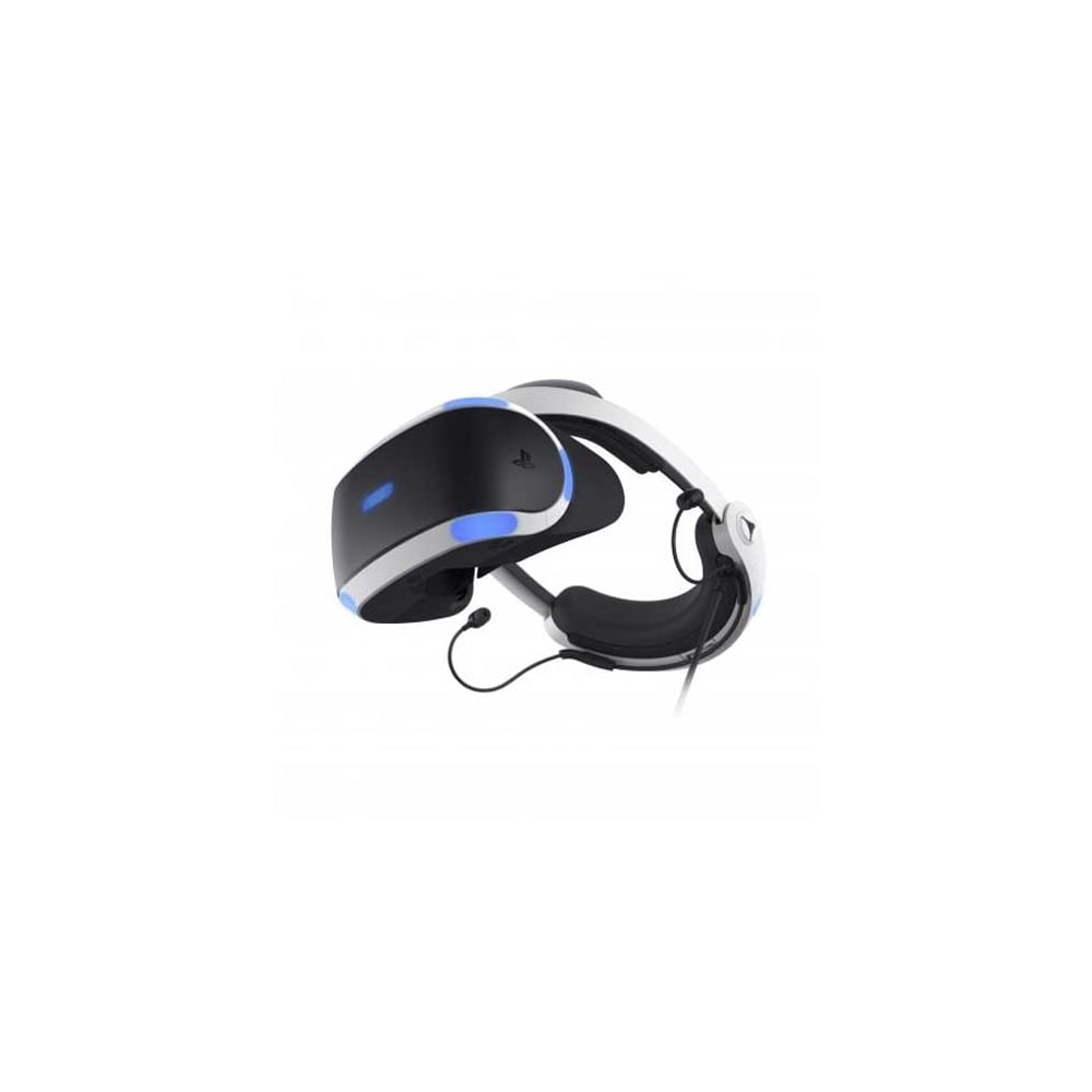 Step Into The Light Vr: Sony PS4 VR Starter Kit + VR Worlds