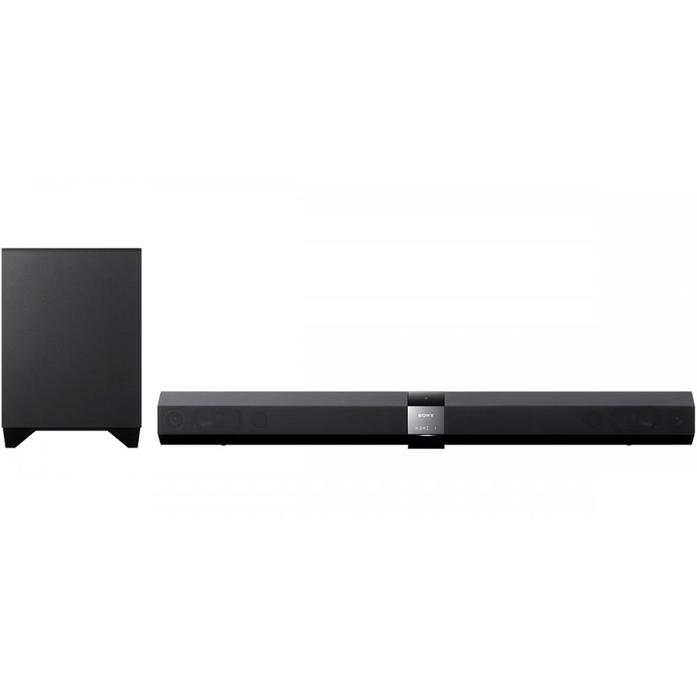 Bars For Home Home Theater: Sony HTCT660H Black Sound Bar Home Theater System With
