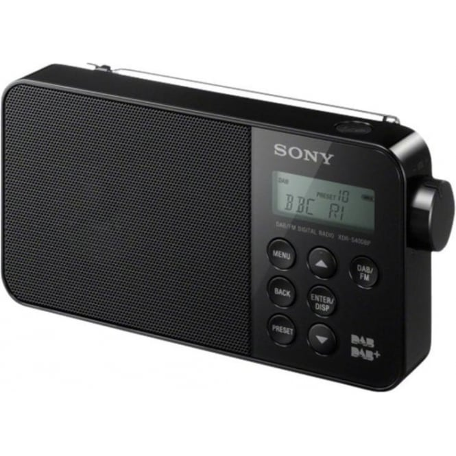 Sony Stylish Portable FM / DAB Radio