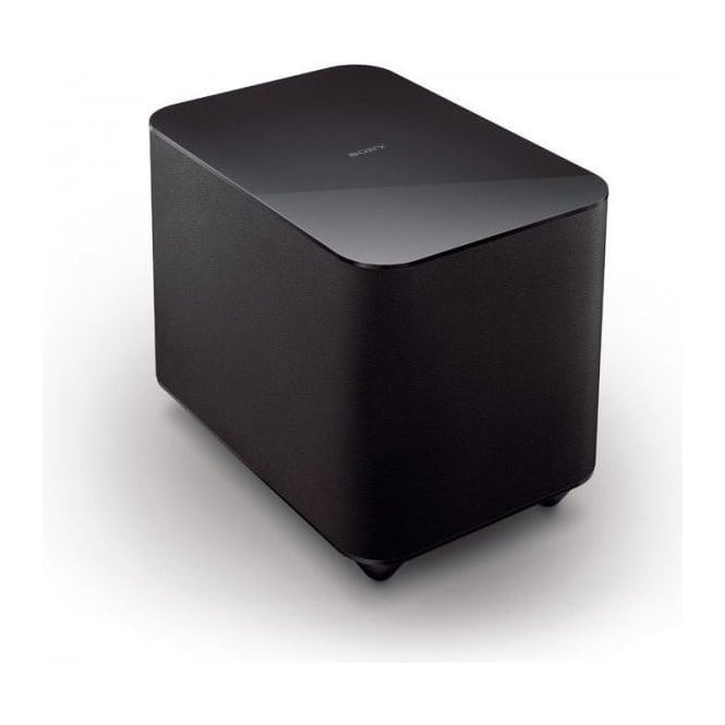 Sony WFBR100/B Wireless Subwoofer Bravia Speaker, Black