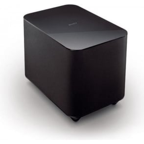 WFBR100/B Wireless Subwoofer Bravia Speaker, Black