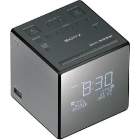 XDR-C1DBP Pocket DAB/DAB+ Clock Radio