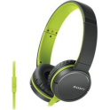 Sony ZX660AP Smartphone-capable Headphones