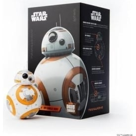 BB-8 App-Enabled Droid with Droid Trainer