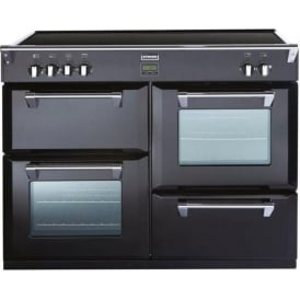 Richmond 1000Ei 100cm Electric Induction Range Cooker, Black