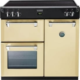Richmond 900Ei Champagne 90cm Electric Induction Range Cooker