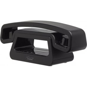 Swissvoice Epure Full Eco Cordless Single DECT Telephone with Digital Answer Machine - Matt Black