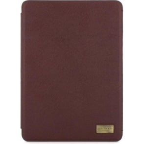 AW16 Real Leather Style Folio Case for iPad Air 2