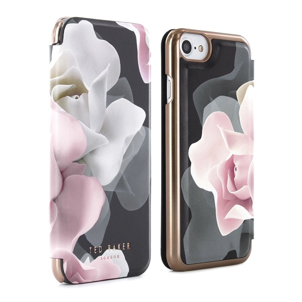 d81f446504b919 Ted Baker Knowane Mirror Folio Case for iPhone 7