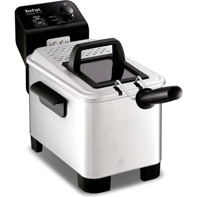 Tefal FR333040 Easy Pro Semi Professional Deep Fat Fryer, Stainless Steel