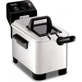 FR333040 Easy Pro Semi Professional Deep Fat Fryer, Stainless Steel