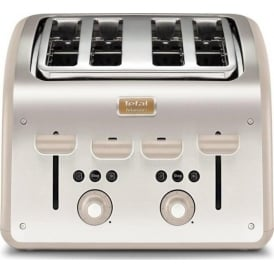 Maison 4 Slice Toaster, Oatmeal Grey