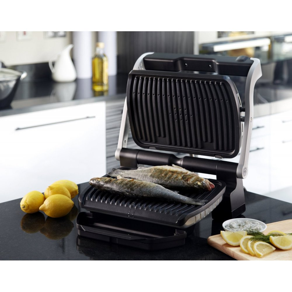tefal optigrill tefal from uk. Black Bedroom Furniture Sets. Home Design Ideas