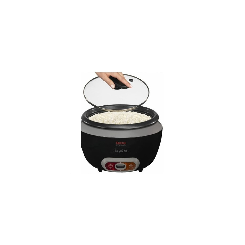tefal cool touch rice cooker instructions