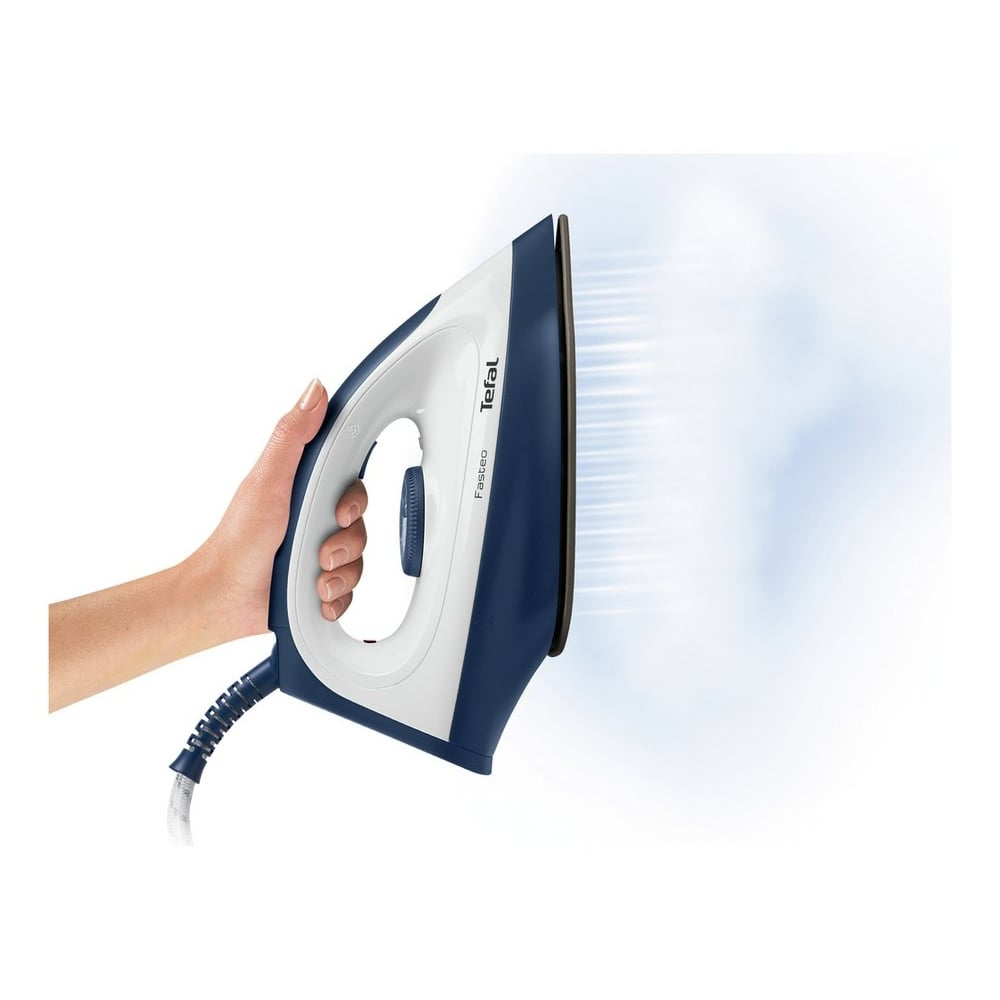 Tefal Pro Express Care High Pressure Gv9071g0 Steam Generator Iron Blue White
