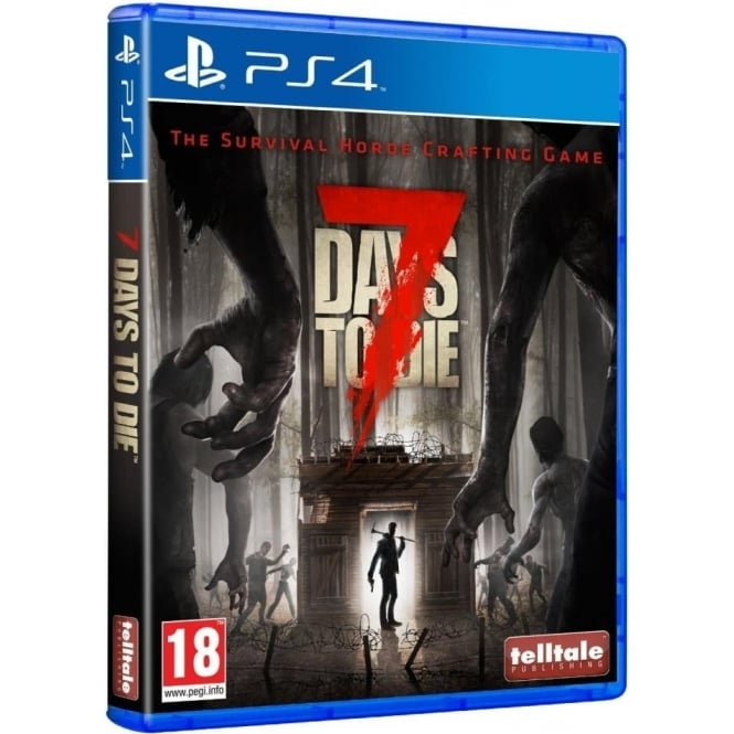 Telltale Games 7 Days to Die PS4