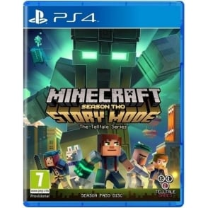 Minecraft Story Mode - Season 2 Pass Disc PS4