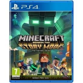 Minecraft Story Mode - Season 2 Pass Disc PS4