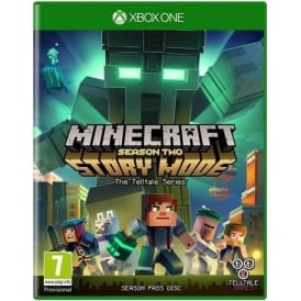 Minecraft Story Mode - Season 2 Pass Disc Xbox One