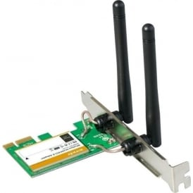 W322E Wireless PCI Express 2.0 Network Interface Card