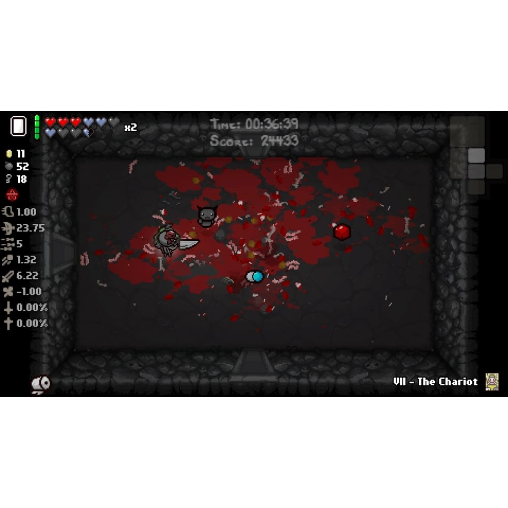 Nintendo The Binding Of Isaac: Afterbirth Nintendo Switch