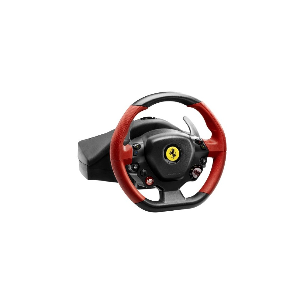 thrustmaster 4460105 ferrari 458 spider racing wheel xbox one thrustmaster from uk. Black Bedroom Furniture Sets. Home Design Ideas