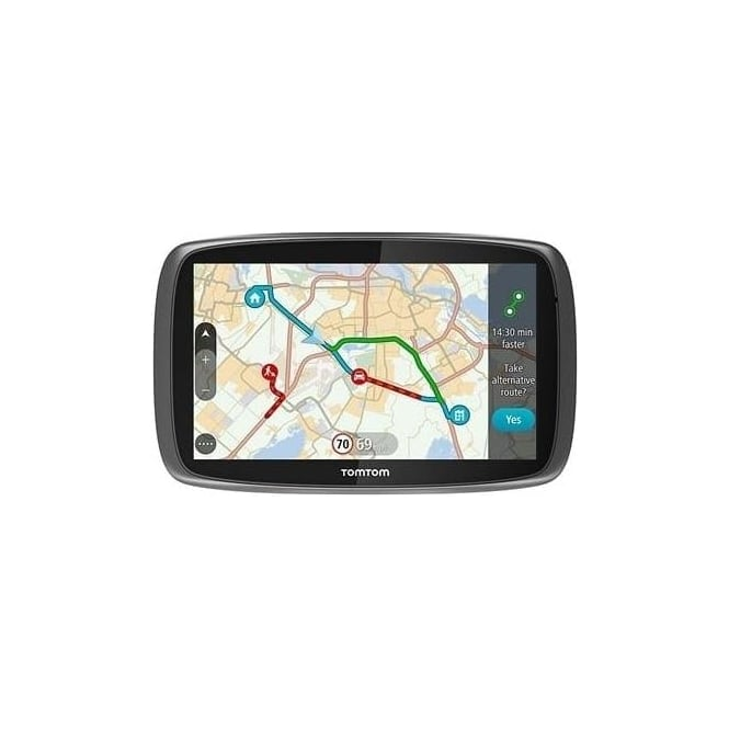 TomTom GO 510 World - lifetime maps & traffic