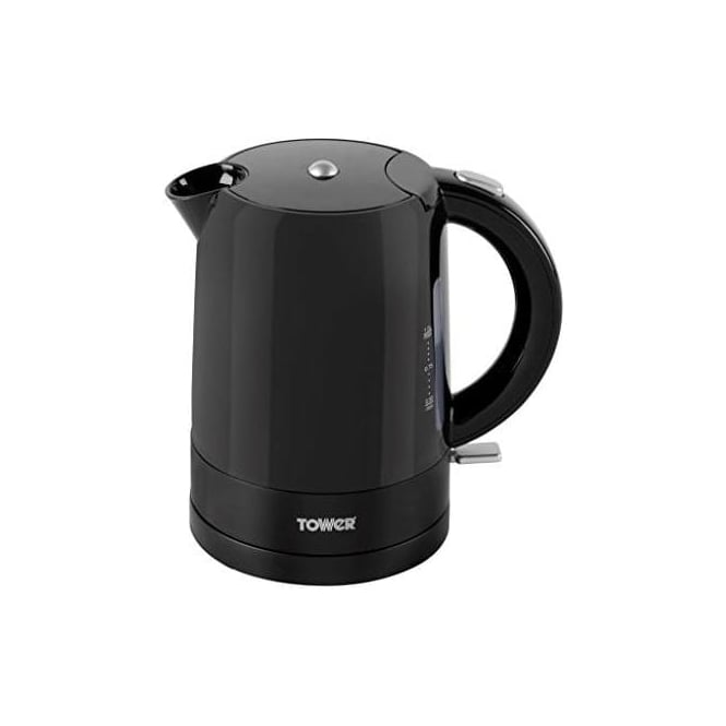 Tower 1L Jug Kettle, Black