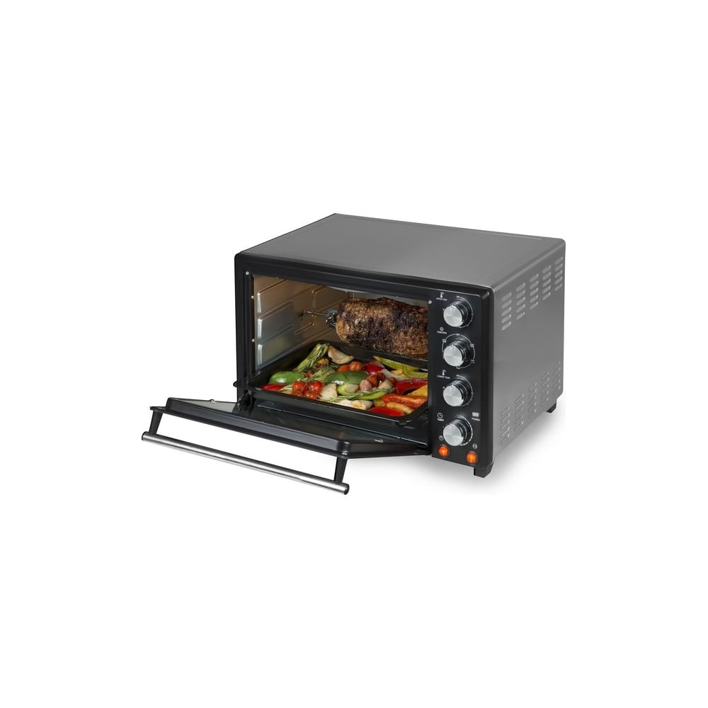 tower 33l air convector mini oven tower from powerhouse. Black Bedroom Furniture Sets. Home Design Ideas