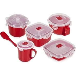 5 piece Microwave Set