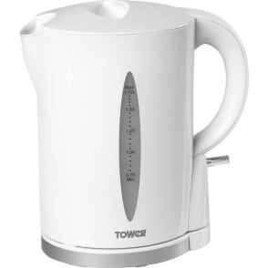 Essentials Kettle, White