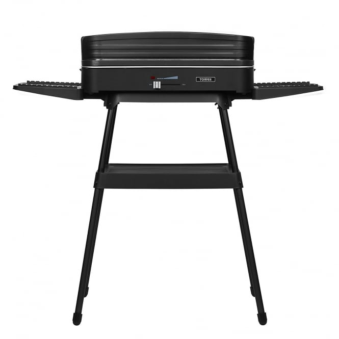 Small Electric Grills Outdoor ~ Tower t electric indoor and outdoor bbq grill with