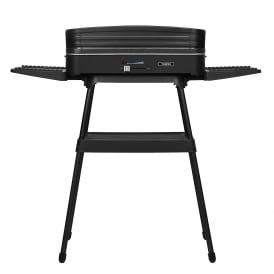 T14028 Electric Indoor and Outdoor BBQ Grill with Stand, 2200W