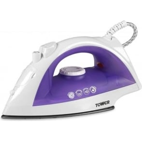 T22003 Steam Iron, 2000W, White