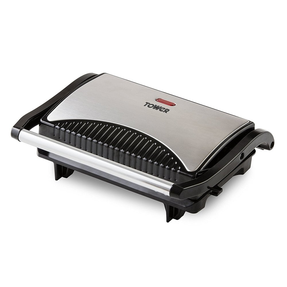 tower t27019 mini panini press grill - home appliances from