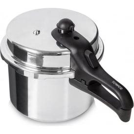 T80210 Aluminium Pressure Cooker - 5.5 L
