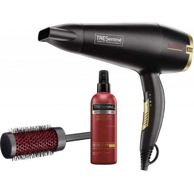 TRESemme 5542K Keratin Salon Smooth Blow-Dry Set