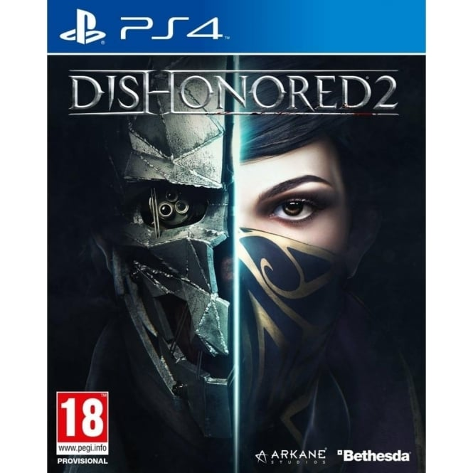 Ubisoft Dishonored 2 PS4