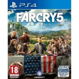 Far Cry 5 Deluxe PS4