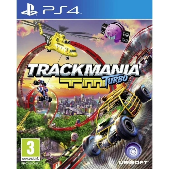 Ubisoft Trackmania Turbo PS4