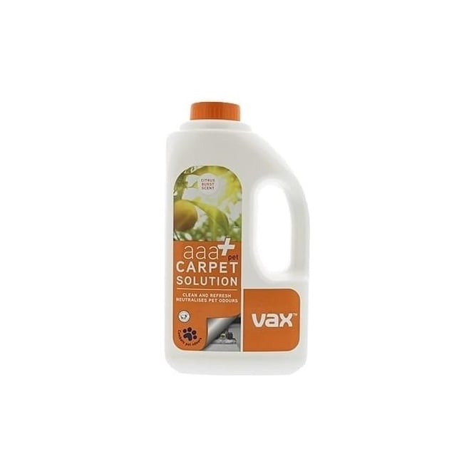 Vax AAA+ Pet Carpet Solution, 1.5L
